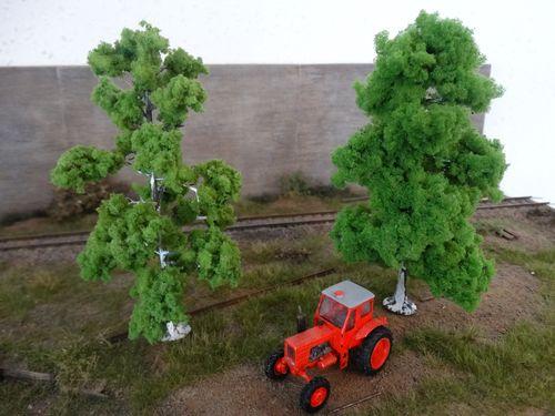 jordan modellbahn büsche