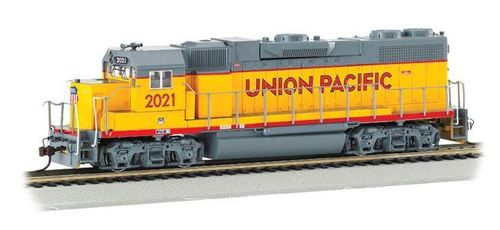 "Bachmann H0 61116 UD-Diesellok GP38-2 ""Union Pacific"" #2021 DCC digital"