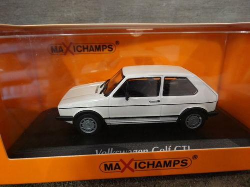 Maxichamps 1/43 VW Golf GTI