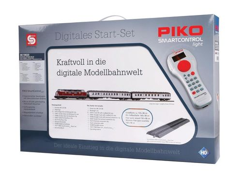 Piko H0 59020 Digital-Startset SmartControl light Personenzug BR V200 DB