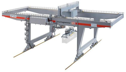 Faller H0 120290 Containerbrücke Funktionsmodell