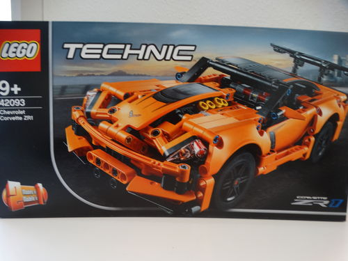 Lego Technik 42093 Chevrolet (Chorvette ZR1)