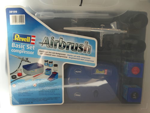 Revell 39199 Airbrush Basic-Set